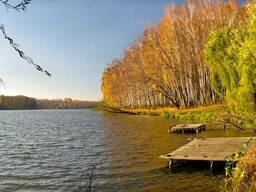 Продам приват.участок 10 соток, возле озера, Люботин.