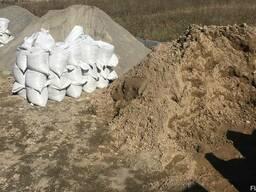 Продам Продам Доставка песок, отсев щебень в мешках цемент,