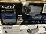 Продам-продам видеокамеру наружного наблюдения Techyo