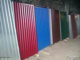 Продам профлист стеновой П-10 0, 45 толщина металла, Корея