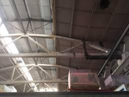 Продам производственно-складскую базу 8000 кв. м в г. Днепр