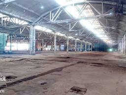 Продам производственное помещение 35. 000 кв. м. 15 МегаВатт.
