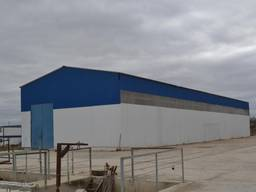 Продам производственную базу в Керчи 4,84 га