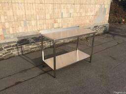 Нержавеющий стол СП из пищевой стали