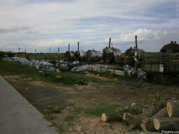 Продам производство древесного угля и угольных брикетов