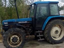 Продам пропашной трактор Нью-холланд 96гв.