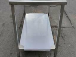 Продам рабочие столы производственные для кухонь общепита