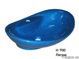 Продам раковину из литьевого мрамора от ТМ Snail 102Н700