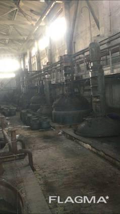 Реактора эмалированные, нержавеющие, 2,4 / 4,0 / 10 м. куб.