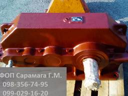 Редуктор Ц2У-200-31, 5-12