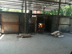 Продам древесный уголь ресторанный на експорт