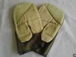 Продам рукавицы рабочие антивибрационные дешево
