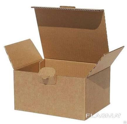 Продам самосборную коробку 310*260*210 мл.