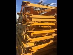 Продам секции башенного крана