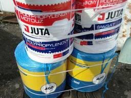 Продам сельхозшпагат: нитка и сетка Juta, Agrotex