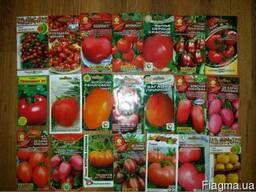Продам семена томатов, более тридцати наименований, опт и ро