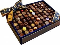 Продам шоколад и конфеты от поставщика