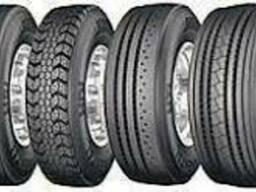 Продам шины 215/75 R17, 235/75 R17, 285/70 R19, 315/70 R22,5