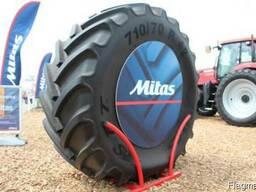 Продам шины для сельхоз. техники легковые