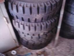 Продам шины к вилочным погрузчикам