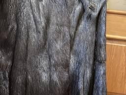 Продам шубу из нутрии с капюшоном не стриженная полушубка в Запорожье