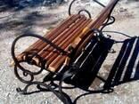 Продам скамейку для улицы - фото 2