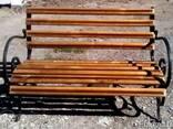 Продам скамейку для улицы - фото 3