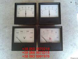 Продам со скдада амперметры и вольтметры М381 (М-381, М 381)