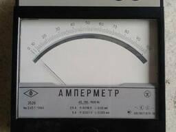 Продам со склада амперметры лабораторные Э526 (Э-526, Э 526)