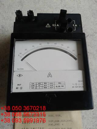 Продам со склада амперметры лабораторные Э537 (Э-537, Э 537)