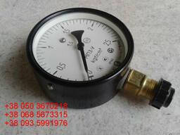 Продам со склада манометры ОБМ1-100, МТП-100, МП3-У, БДС, МТ