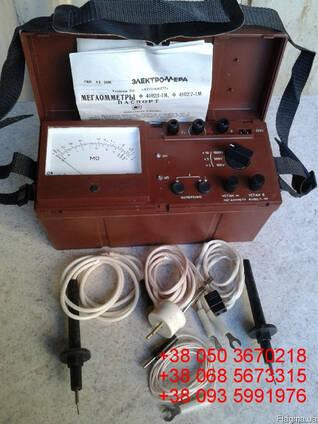 Продам со склада мегаомметры Ф4102/1, Ф4102/1-1М, Ф4102/2-1М