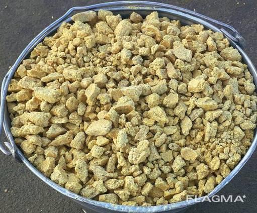 Качественный соевый макух Опт и Розница в мешках (45кг)