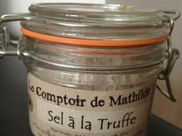 Продам соль с кусочками трюфеля 250гр