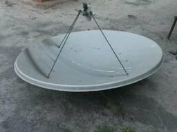 Продам спутниковую антенну 2м