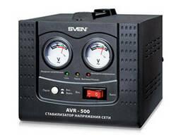Продам стабилизатор напряжения Sven AVR-500 недорого