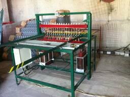 Продам станок для изготовления строительной сетки( армапояса