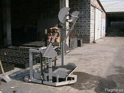 Продам станок для виготовлення блоків б/у