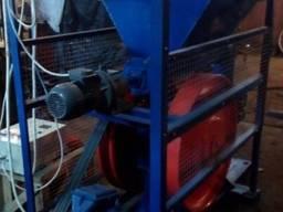 Продам станок ударно-механический для производства топливных брикетов