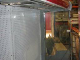 Продам стеллаж холодильный бу. Холодильные горки б/у. Регал бу