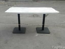 Продам стол белый для кафе ресторана дома