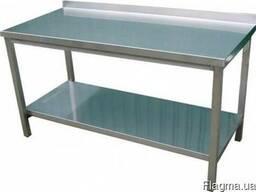 Продам стіл з нержавіючої сталі новий