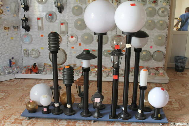 Продам светильники и лампы.