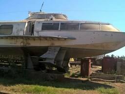 """Продам теплоход на подводных крыльях типа """"восход"""" 2шт."""