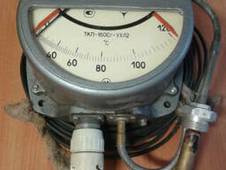 Продам термометр ТКП-160Сг -УХЛ2 (0-120°С), Lк=16м, Lт=160мм