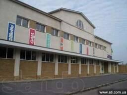 Продам торгово-административное здание