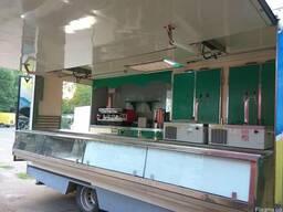 Продам торговый - универсальный фургон