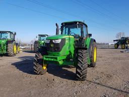 Продам трактор JOHN DEERE 6140M