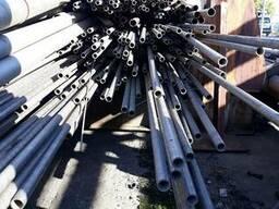 Продам нержавеющие трубы 12Х18Н10Т Ø 57мм - 1мм;