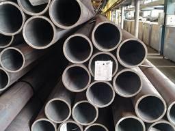 Трубы стальный цельнотянутые, диаметром от 60мм до 168мм